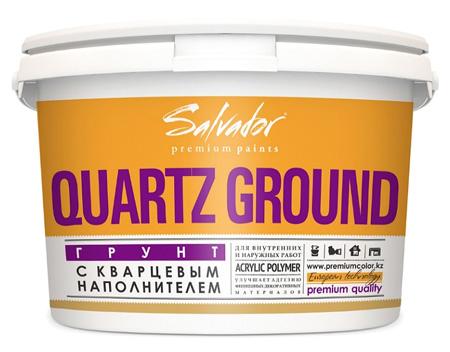 Грунтовка адгезионная QUARTZ GROUND